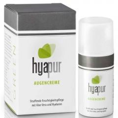 hyapur GREEN Augencreme 15 ml