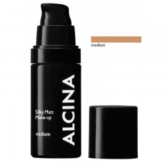 Alcina Silky Matt Make-up medium 30 ml