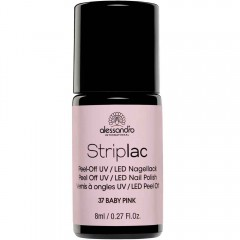 alessandro International Striplac 137 Baby Pink 8 ml