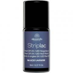 alessandro International Striplac 56 Lucky Lavender 8 ml