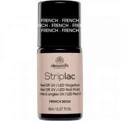 alessandro International Striplac French Beige 8 ml