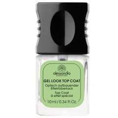 alessandro International Gel Look Top Coat 10 ml