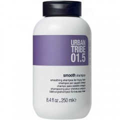 URBAN TRIBE 01.5 Smooth Shampoo 250 ml