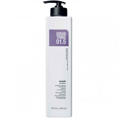 URBAN TRIBE 01.5 Smooth Shampoo 1000 ml