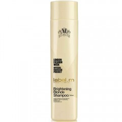 label.m Brightening Blonde Shampoo 300 ml