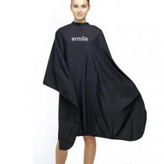 Ermila Friseurumhang schwarz