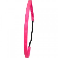 Ivybands Neon Pink Super Thin Haarband