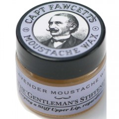 Captain Fawcett's Moustache Wax lavendel 15 g