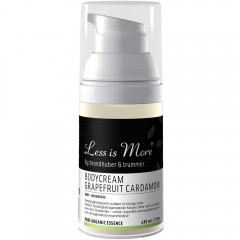 LESS IS MORE Bodycream Grapefruit Cardamom 30 ml
