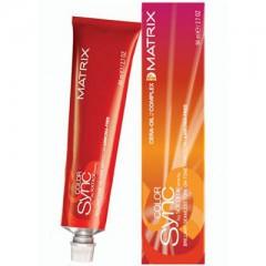 Matrix ColorSync Haartönung 4RV+ Mittelbraun Rot Violett Plus 84 ml