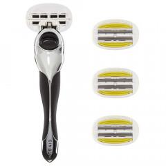 Shave-Lab Starter Set Cinque Black P.L.6+ Women