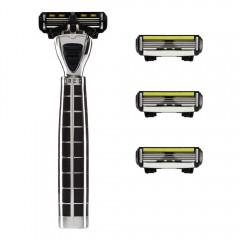 Shave-Lab Starter Set Tres Black P.4 Men