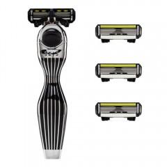 Shave-Lab Starter Set Seis Black P.4 Men