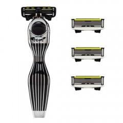 Shave-Lab Starter Set Seis Black P.6 Men