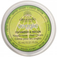 alessandro International Nagelcreme Veggie Gurke / Melone 15 ml