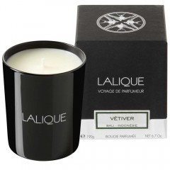 Lalique Vétiver - Bali Candle 190 g
