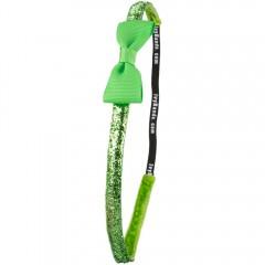 Ivybands Grün Glitzer Schleifenhaarband