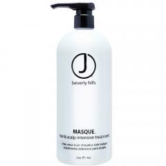 J Beverly Hills Masque hair & scalp intensive Treatment 1000 ml