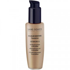 Sans Soucis Cellular Moisture Foundation 40 Bronze Rosé 30 ml