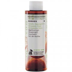 Korres Showergel Bergamot Pear 250 ml