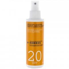 Korres Yoghurt SPF 20 Sonnenemulsion 150 ml