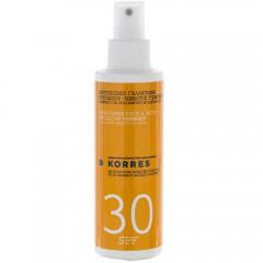 Korres Yoghurt SPF 30 Sonnenemulsion 150 ml