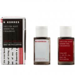 Korres Vetiver Root / Green Tea EdT 50 ml