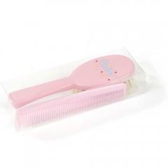 Braun & Wettberg Baby-Set rosa - natur