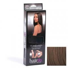 Hairdo Haarteil Clip in Straight Extension R10 Chestnut 55 cm