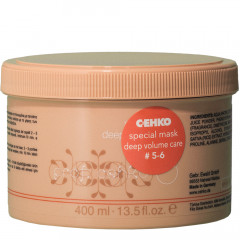 C:EHKO #5-6 Special Mask Deep Volume Care 400 ml