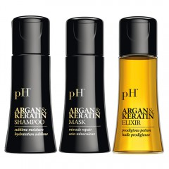 pH Mini Argan & Keratin Gift-Kit