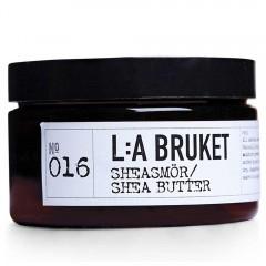 L:A BRUKET No. 16 Shea Butter Natural 100 g