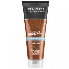 John Frieda Brilliant Brunette Multidimensional Shampoo 250 ml