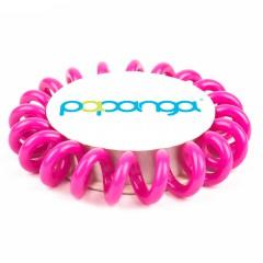 """Papanga Haargummi Dragon Pink """"Small"""""""