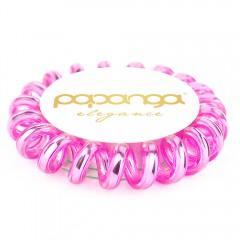 """Papanga Haargummi Pink Elegance """"Small"""""""
