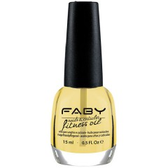 FABY Nail & Cuticle Fitness Oil 15 ml