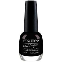 FABY black is black 15 ml