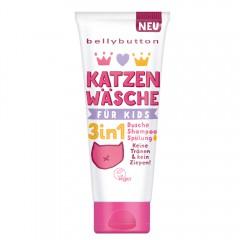 bellybutton Katzenwäsche 3in1 200 ml