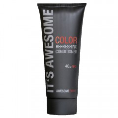 sexyhair - Color Refreshing Conditioner Red 40 ml