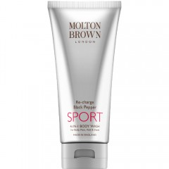 Molton Brown Re-Charge Black Pepper Sport – 4 in 1 Body Wash 211 g