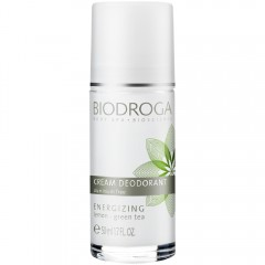 Biodroga Energizing Cream Deodorant 50 ml