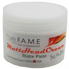 Pure Fame Matte Head Cream 100 ml