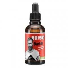 BRISK Bart-Öl Geruchsneutral 50 ml