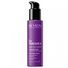 Revlon Be Fabulous Recovery Cream Ends Repair Serum 80 ml