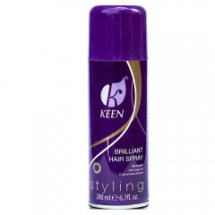 KEEN Brilliant Hair Spray 200 ml