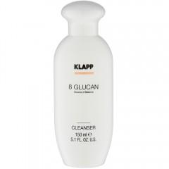 Klapp Cosmetics Beta Glucan Cleansing Milk 150 ml