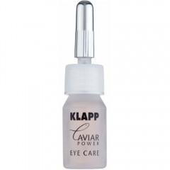 Klapp Cosmetics Caviar Power Eye Care Liquid Serum 5 x 3 ml