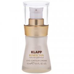 Klapp Cosmetics Kiwicha Eye Contour Cream 15 ml