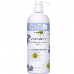 CND Hand- Bodylotion Scentsations Wildblume & Kamille 916 ml