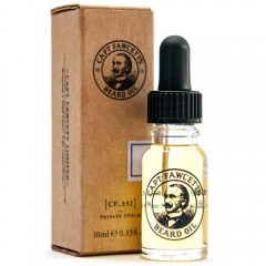 Captain Fawcett's Privat Stock' Bartöl 10 ml